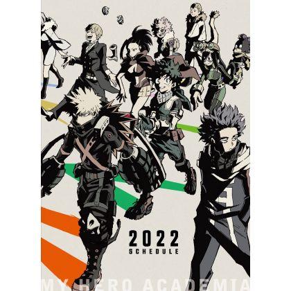 ENSKY - My Hero Academia - Schedule Book 2022