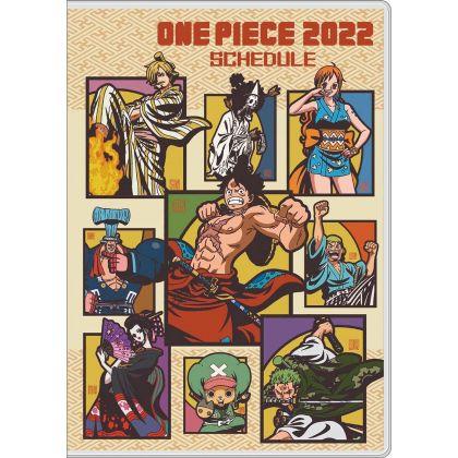 ENSKY - One Piece - Schedule Book 2022