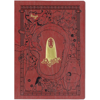 ENSKY - Spirited Away - Schedule Book 2022