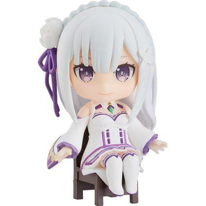 Good Smile Company Nendoroid Swacchao! - Re:Zero kara Hajimeru Isekai Seikatsu - Emilia Figure