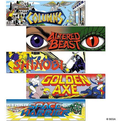 SEGA Arcade MARK'E Sticker...
