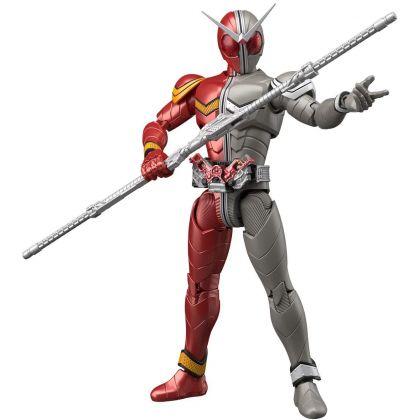 BANDAI Figure-Rise Standard Kamen Rider W - Heat Metal Plastic Model Kit