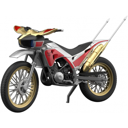 BANDAI Figure-Rise Standard Kamen Rider Kuuga - Trychaser 2000 Bike Plastic Model Kit