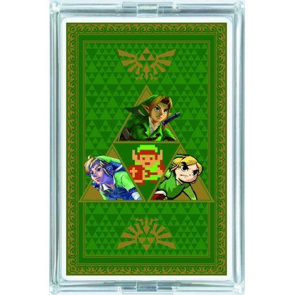 NINTENDO - Zelda no Densetsu (The Legend of Zelda) Trump Playing Cards