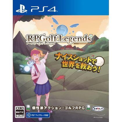 KEMCO - RPGolf Legends for Sony Playstation PS4