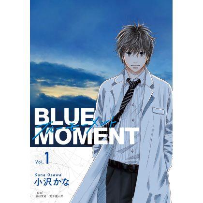 Blue Moment vol.1 - Bridge Comics
