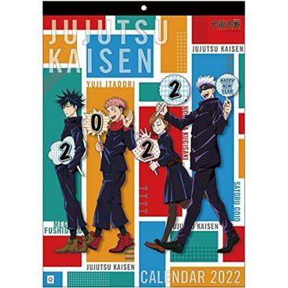 ENSKY - Jujutsu Kaisen - Comic Calendar 2022 CL-16