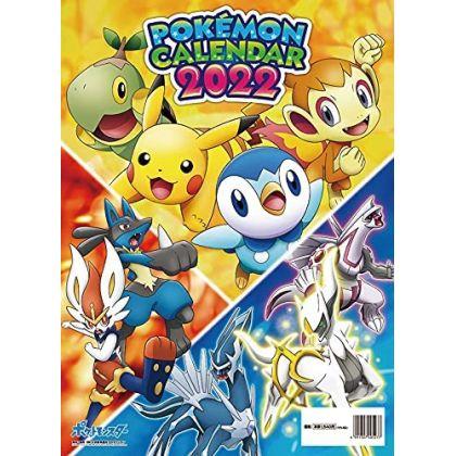 ENSKY - Pokemon - Comic Calendar 2022 CL-8