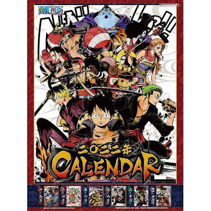 ENSKY - ONE PIECE - Comic Calendar 2022 CL-9
