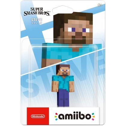 NINTENDO Amiibo - Steve (Super Smash Bros.)