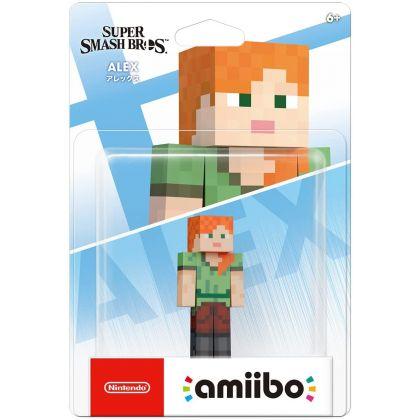 NINTENDO Amiibo - Alex (Super Smash Bros.)