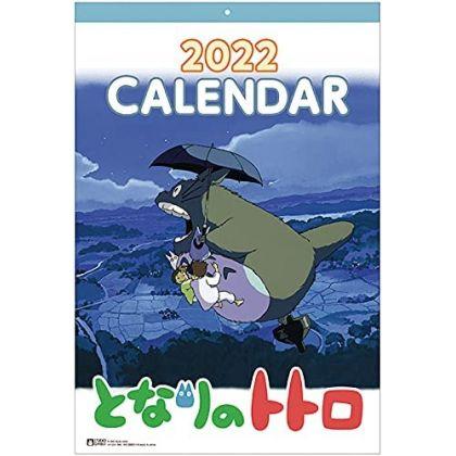 ENSKY - Tonari no Totoro (Mon Voisin Totoro) - Comic Calendar 2022 CL-03