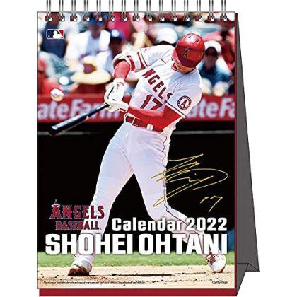 ENSKY - Shohei Ohtani - Baseball Desktop Calendar 2022 CL-557