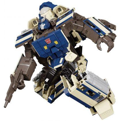 TAKARA TOMY - Transformers Masterpiece G Series MPG-01- Trainbot Shouki