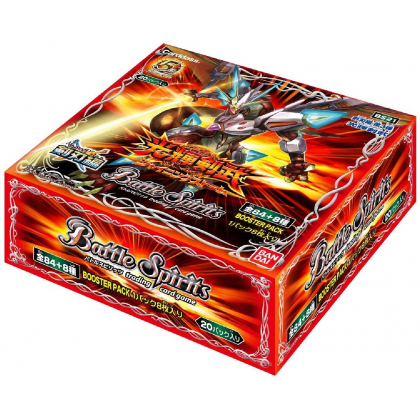 BANDAI - Battle Spirits - Tsurugi Hen Vol. 3 - Shining Storm Booster Pack BOX BS-21