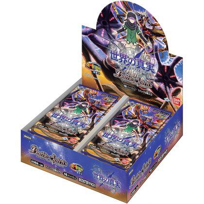 BANDAI - Battle Spirits - Shin Tensei Hen Vol. 1 - Future Truth Booster Pack BOX BS-56