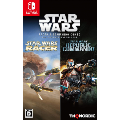 THQ Nordic - Star Wars Racer & Commando Combo for Nintendo Switch