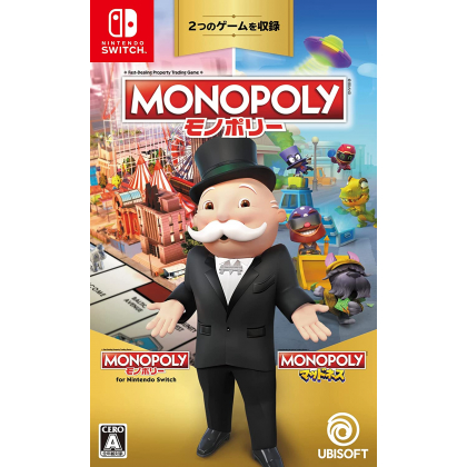 UBISOFT - Monopoly & Monopoly Madness for Nintendo Switch