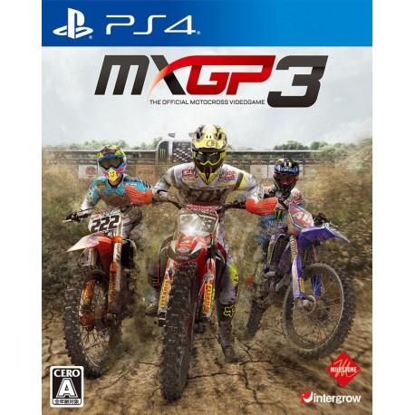 mxgp3 the official motocross sony ps4 playstation japanzon com. Black Bedroom Furniture Sets. Home Design Ideas