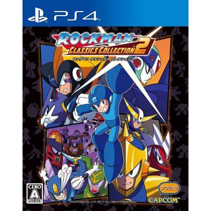 Capcom Rockman Classics Collection 2 SONY PS4 PLAYSTATION 4
