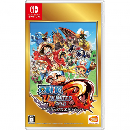 Bandai Namco One Piece Unlimited World R Deluxe Edition NINTENDO SWITCH