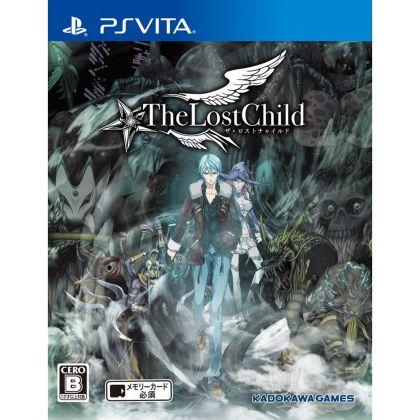 Kadokawa Games The Lost Child PS Vita SONY PLAYSTATION