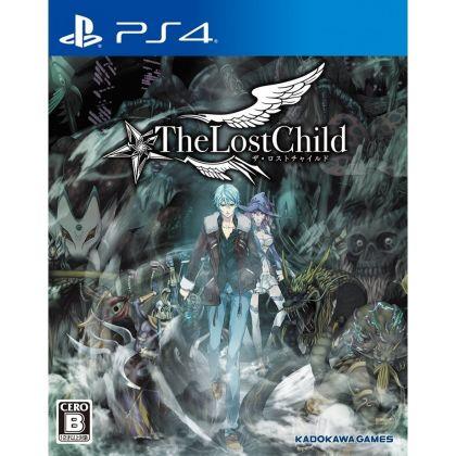 Kadokawa Games The Lost Child SONY PS4 PLAYSTATION 4