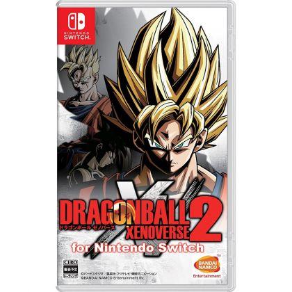 Bandai Namco Dragonball Xenoverse 2 NINTENDO SWITCH