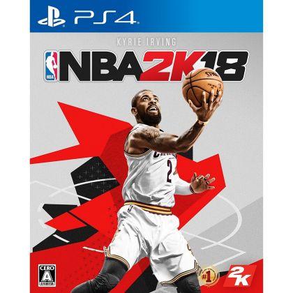 NBA 2K18 SONY PS4 PLAYSTATION 4