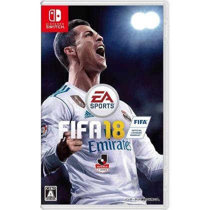 EA SPORTS FIFA 18 NINTENDO SWITCH
