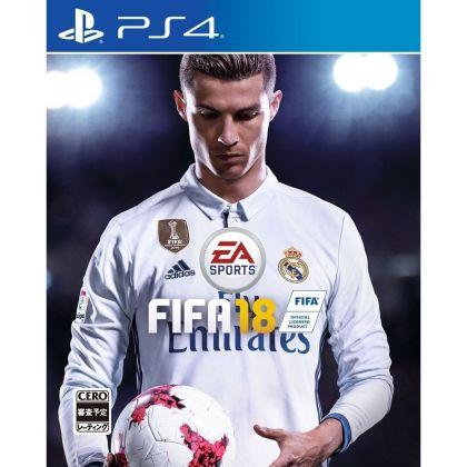 EA Sports FIFA 18 SONY PS4 PLAYSTATION 4