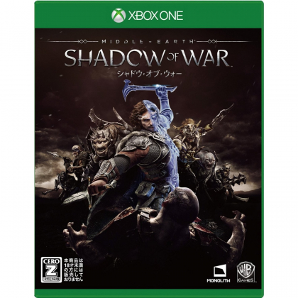 Warner Middle earth Shadow of War MICROSOFT XBOX ONE