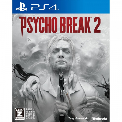 Bethesda Psycho break 2 SONY PS4 PLAYSTATION 4