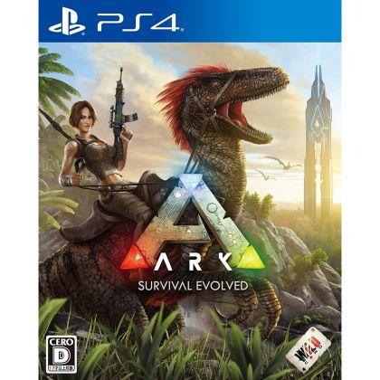 Spike Chunsoft ARK Survival Evolved SONY PS4 PLAYSTATION 4