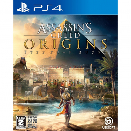 Ubisoft Assassin's Creed Origins SONY PS4 PLAYSTATION 4