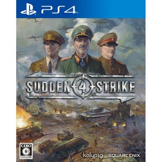 Kalypso Sudden Strike 4 SONY PS4 PLAYSTATION 4