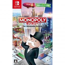 Ubisoft Monopoly NINTENDO SWITCH