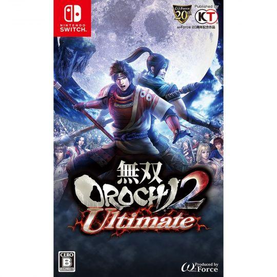 Koei Tecmo Games Musou Orochi 2 Ultimate NINTENDO SWITCH
