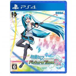 Sega Hatsune Miku Project DIVA Future Tone DX SONY PS4 PLAYSTATION 4