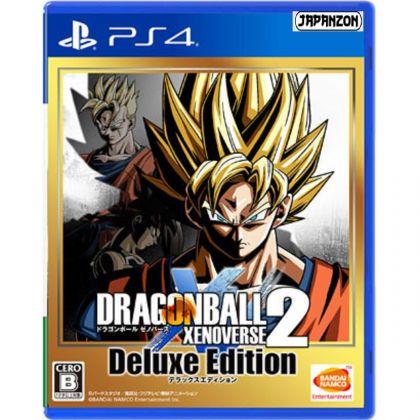 Bandai Namco Dragonball Xenoverse 2 Deluxe Edition SONY PS4 PLAYSTATION 4
