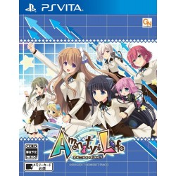 Piacci Amenity's Life PS Vita SONY Playstation