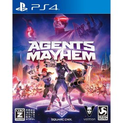Square Enix Agents of Mayhem SONY PS4 PLAYSTATION 4