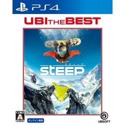 Ubisoft Steep Ubi The Best Edition SONY PS4 PLAYSTATION 4