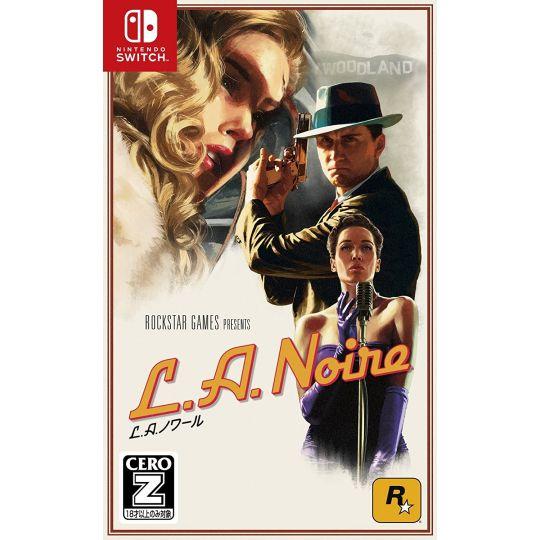 Rockstar Games L A Noire NINTENDO SWITCH