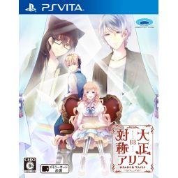 Prototype Taishō × taishō Alice HEADS & TAILS PS Vita SONY Playstation