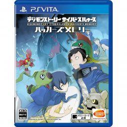 Bandai namco Digimon Story Cyber Sleuth Hacker's PS Vita SONY Playstation