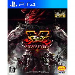 Capcom Street Fighter V Arcade Edition SONY PS4 PLAYSTATION 4