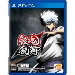 Bandai Namco Gintama Rumble PS Vita SONY Playstation