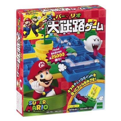 Epoch Super Mario Large Maze Game Nintendo