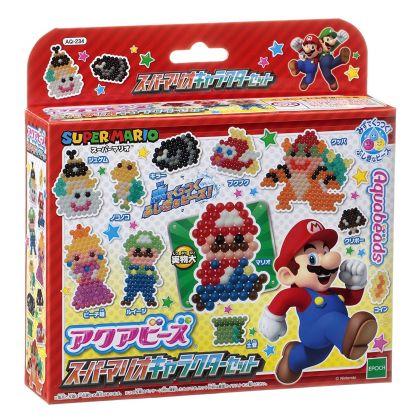 Epoch Super Mario Kyarakuta Set Nintendo